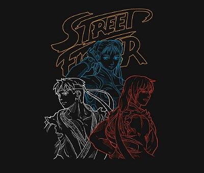 Enjoystick Street Fighter Trio