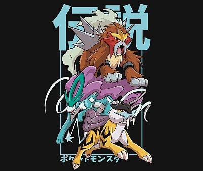 Enjoystick Pokémons Lendários