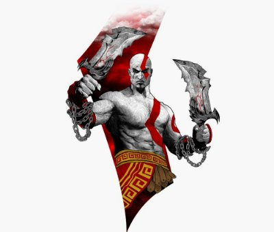 Enjoystick Kratos God of War