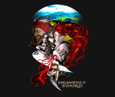 Enjoystick Heavenly Sword