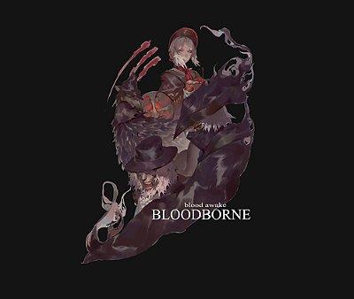 Enjoystick Bloodborne Anime Style