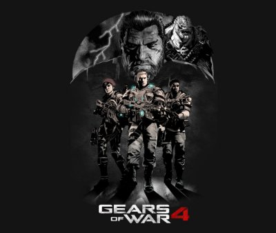 Enjoystick Gears of War 4