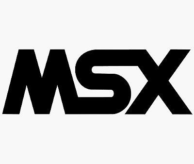 Enjoystick MSX Black Logo