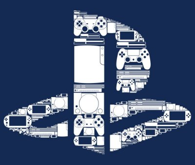 Enjoystick Playstation Royale Composition
