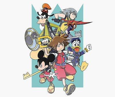 Enjoystick Kingdom Hearts Heroes
