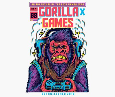 Enjoystick Gorilla Games