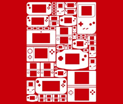 Enjoystick Nintendo Royale in your Hands White