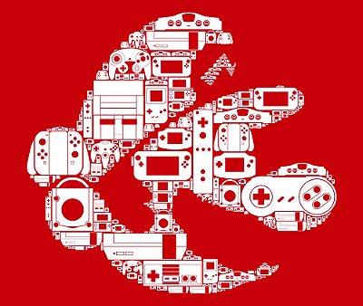 Enjoystick Nintendo Royale Mario White
