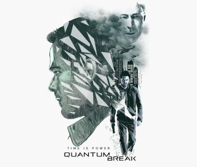 Enjoystick Quantum Break - Fragments of Time