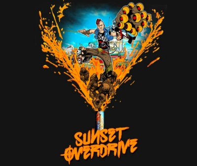 Enjoystick Sunset Overdrive