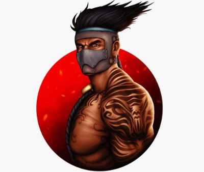 Enjoystick Killer Instinct Jago
