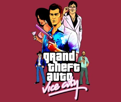 Enjoystick GTA Vice City