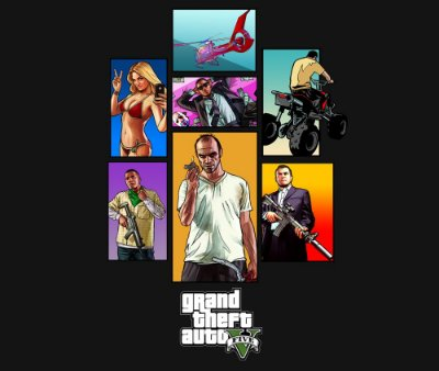 Enjoystick Epic GTA V