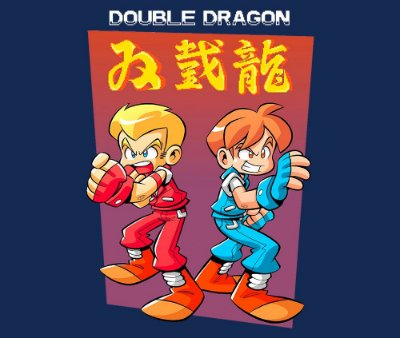 Enjoystick Double Dragon