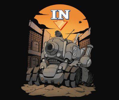 Enjoystick Metal Slug Tank