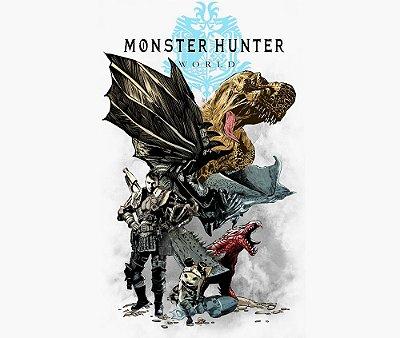Enjoystick Monster Hunter World