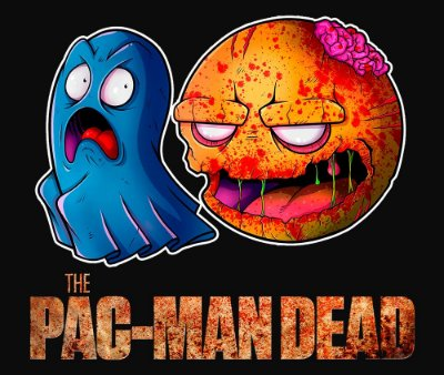 Enjoystick - THE PAC MAN DEAD