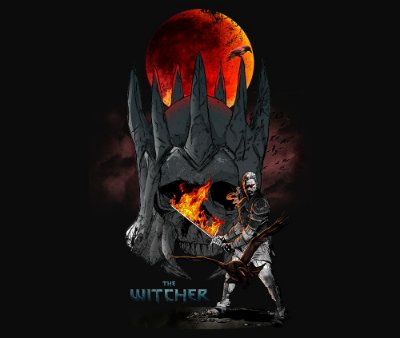 Enjoystick The Witcher Epic Composition
