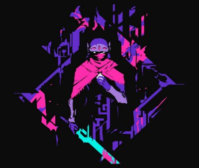 Enjoystick Hyper Light Drifter