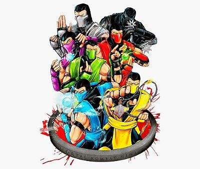 Enjoystick Mortal Kombat Ninjas