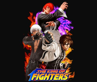 Enjoystick The King of Fighters Kyo, K', Iori