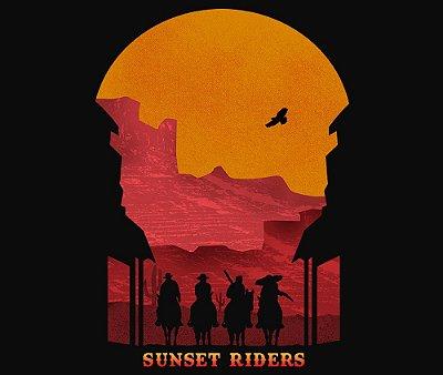 Enjoystick Sunset Riders