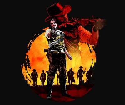 Enjoystick Red Dead Redemption