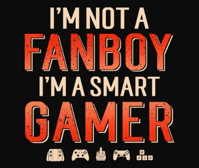 Enjoystick - I'm not a fanboy I'm a Smart Gamer