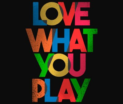 Enjoystick Love What You Play
