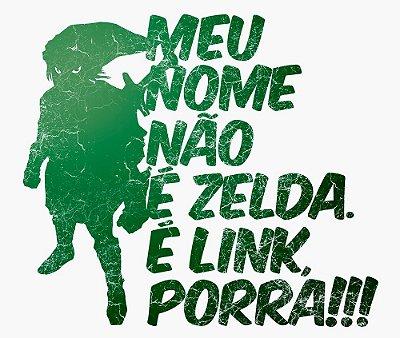 Enjoystick Meu nome Não é Zelda. É Link porra !