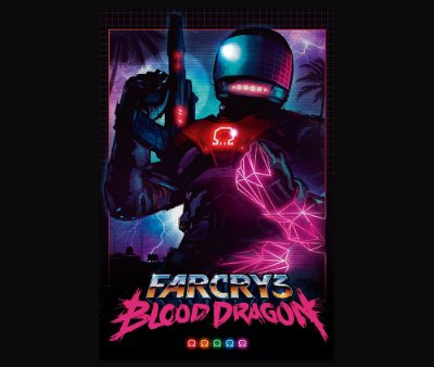 Enjoystick Far Cry Blood Dragon