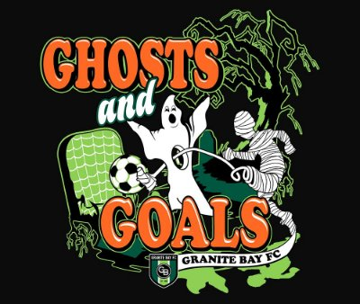 Enjoystick Ghosts and Goals
