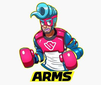 Enjoystick Arms