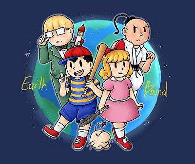 Enjoystick Earthbound