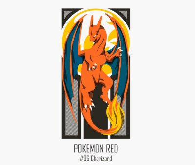 Enjoystick Charizard Sofisticate Composition