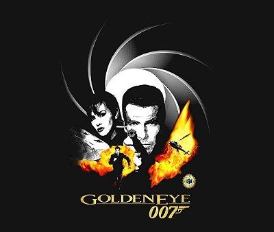 Enjoystick Nintendo 64 - 007 Goldeneye