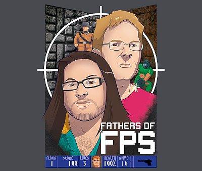 Enjoystick John Carmack & John Romero - Fathers of FPS