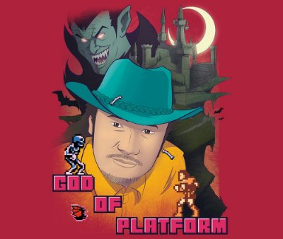 Enjoystick Koji Igarashi - God of Platform