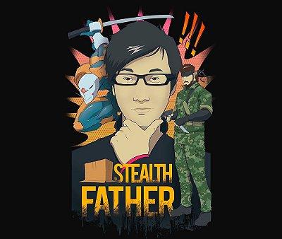 Enjoystick Hideo Kojima - Stealth Father