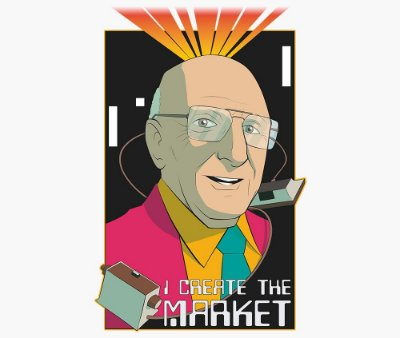 Enjoystick Ralph Baer - I Create The Market