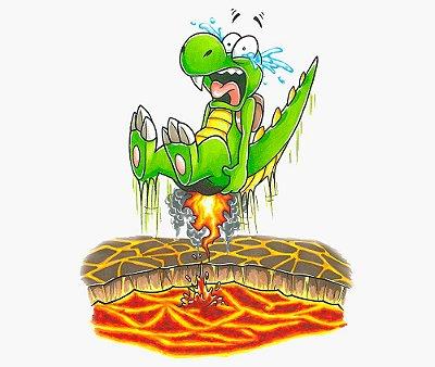 Enjoystick Croc Ass Fire  lol