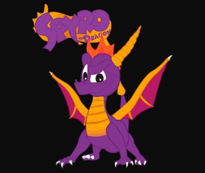 Enjoystick Spyro The Dragon