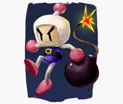 Enjoystick Bomberman Fury