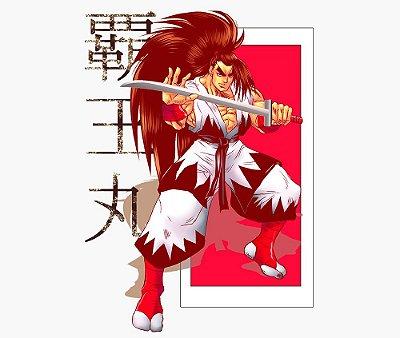Enjoystick Samurai Showdown  Haohmaru