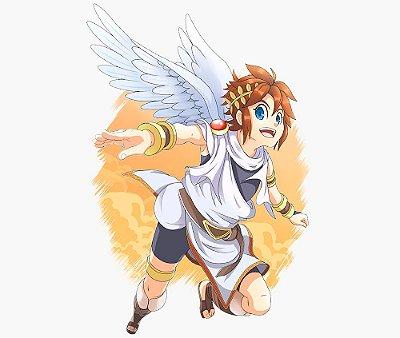 Enjoystick Kid Icarus - Pretty Composition