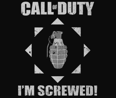Enjoystick Call of Duty - I'm Screwed
