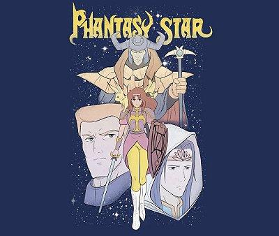 Enjoystick Phantasy Star