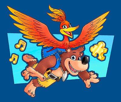 Enjoystick Banjo-Kazooie