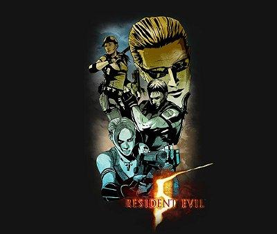 Enjoystick Resident Evil 5