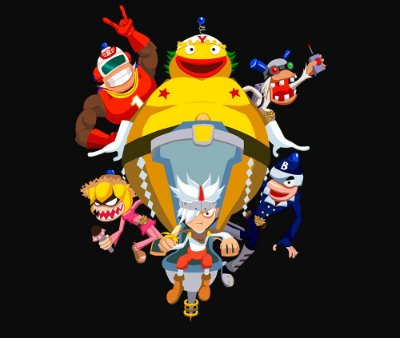 Enjoystick Ape Escape